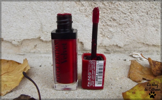 Bourjois - Rouge Edition Velvet - 08 Grand Cru