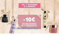 Logo Lierac Promozioni : subito lo sconto di 10€ su una spesa di 19€