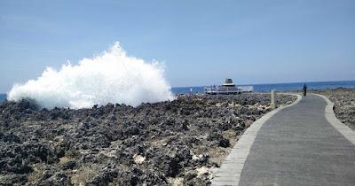 Info Wisata Nusa Dua Water Blow Lengkap Dengan Jam Operasional