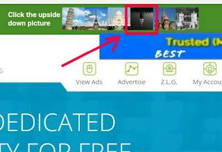 Gambar verifikasi view ads bisnis online dunia maya