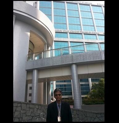 Li Ka Shing Faculty of Medicine, HKU, 2013, Hong Kong