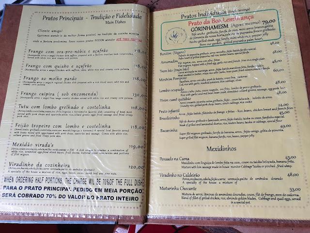 Onde comer em Tiradentes: Virada`s do Largo - Restaurante da Beth