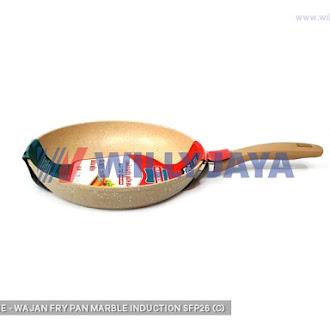 SUNHOUSE - WAJAN FRY PAN MARBLE INDUCTION SFP26 (C)