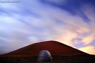 Bomba Volcánica-Montaña Clara.