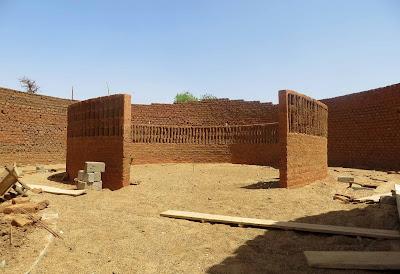 Atelier Gando - troca de conhecimentos e técnicas construtivas em Burkina Faso