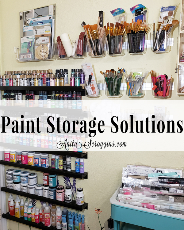 Paint Storage Solutions