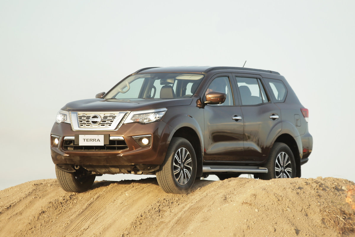 Nissan Terra Won T Pass U S Safety Standards Carguide Ph Philippine Car News Car Reviews Car Prices