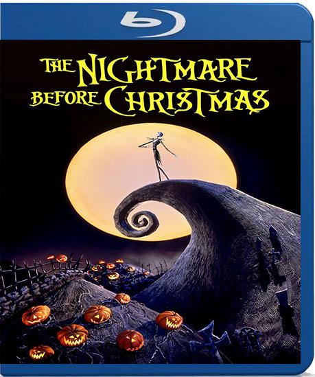 The Nightmare Before Christmas [1993] [BD50] [Latino]