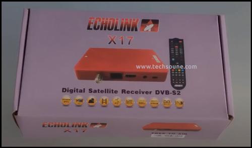 Echolink x17 علبة جهاز