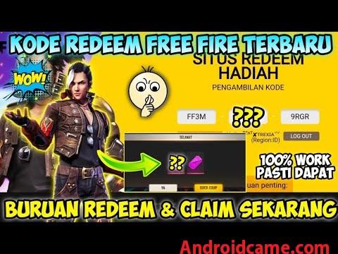 Cara Menukarkan Kode Redeem Hayato Free Fire DI Garena