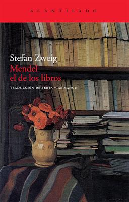 Mendel el de los libros de Stefan Zweig