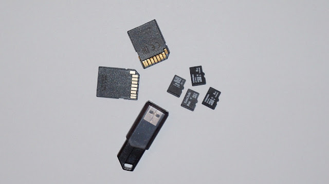 sd card hp kamera