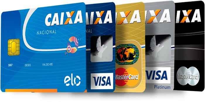 Cartões de Crédito da Caixa Econômica