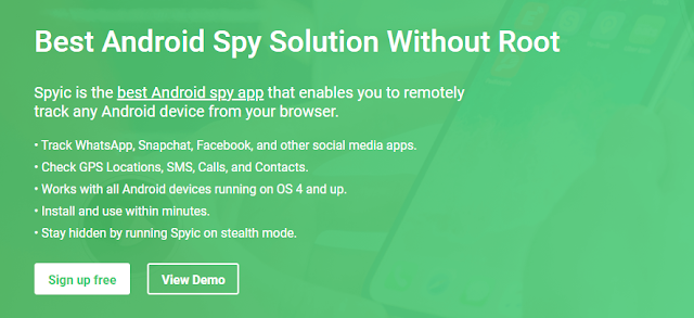 Spyic FB Download