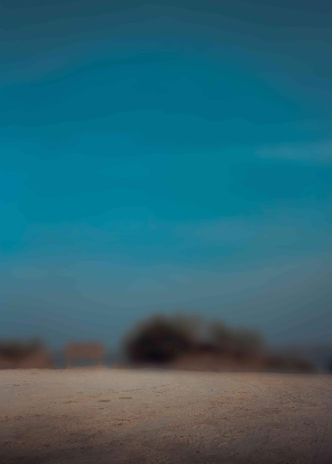 Blue Blur Sky Background Free Stock Images