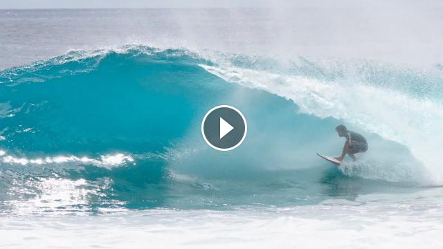 Mini Surfboard On The Reef - Mason Ho Sheldon Paishon