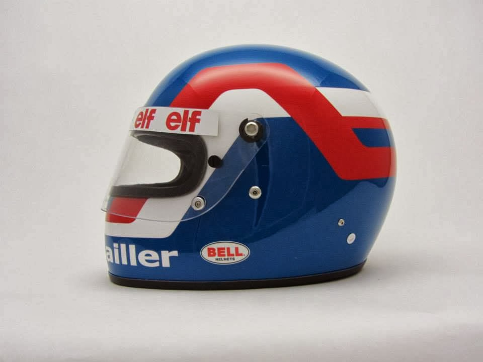 Bell Racing Helmets >> Racing Helmets Garage: RUSH - Bell Star Classic Patrick ...