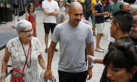 COVID-19: Pep Guardiola's Mother Dies at 82