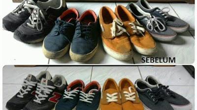 peluang usaha laundry sepatu