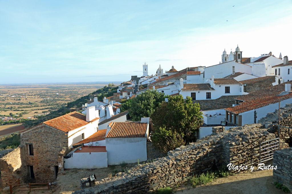 Vistas desde el Castillo de Monsaraz