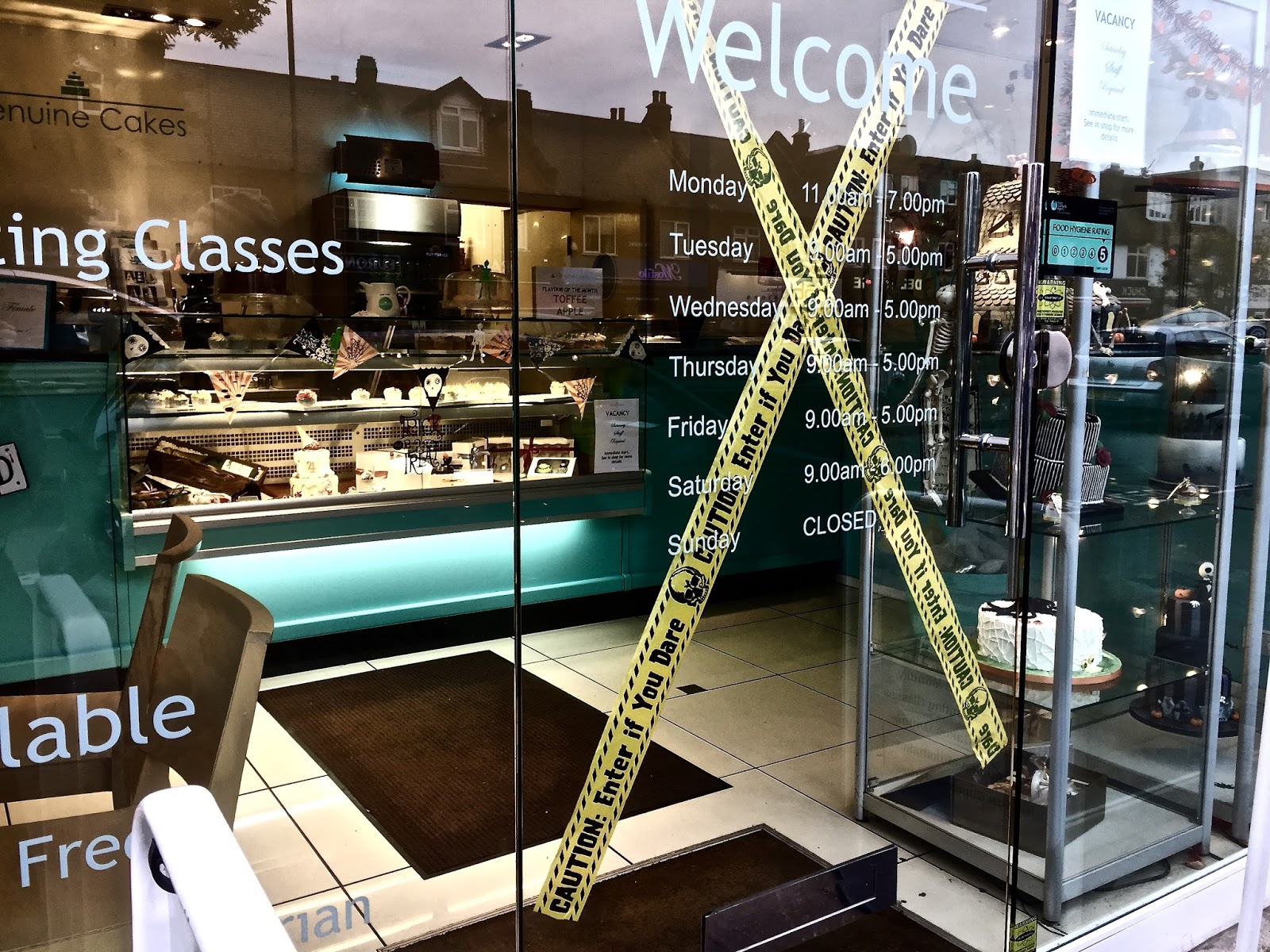 Cake Shop Intu Watford