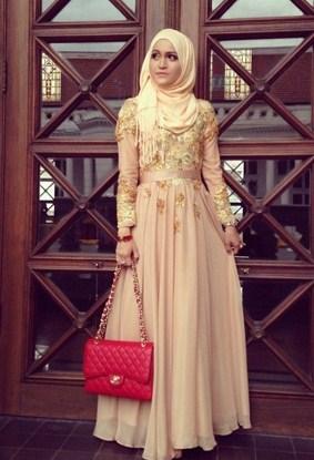 Model Kebaya Muslim remaja