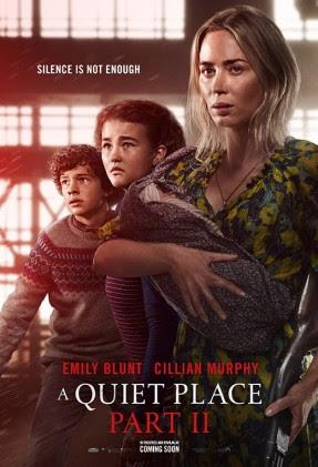 Review A Quiet Place Part II 2021 Bioskop
