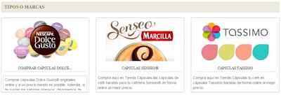 Cápsulas de Café de Marcas Originales