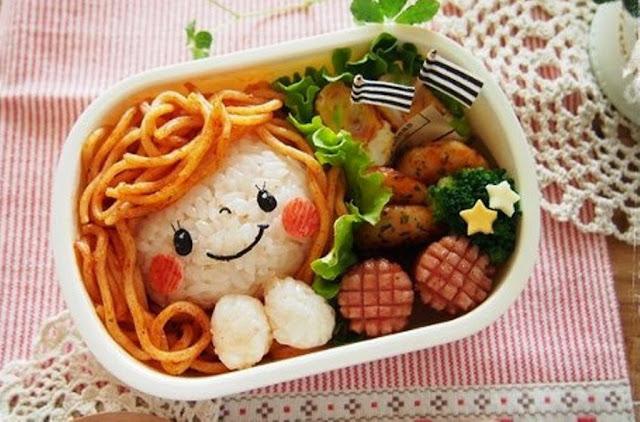 7 Tips Penyajian Makanan Anak Agar Lebih Menarik