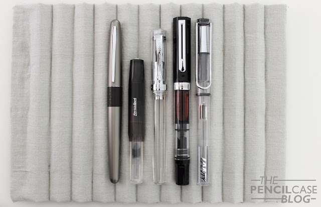 Kaweco student demonstrator fountain pen review