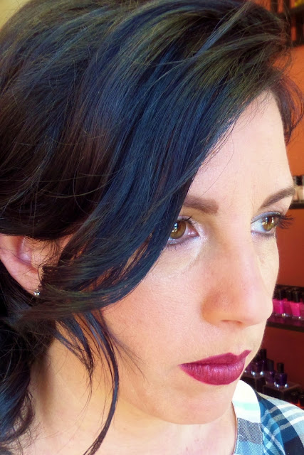 holiday makeup look, Jill Suzanne makeup artist