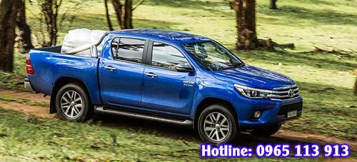Toyota Hilux Hải Phòng