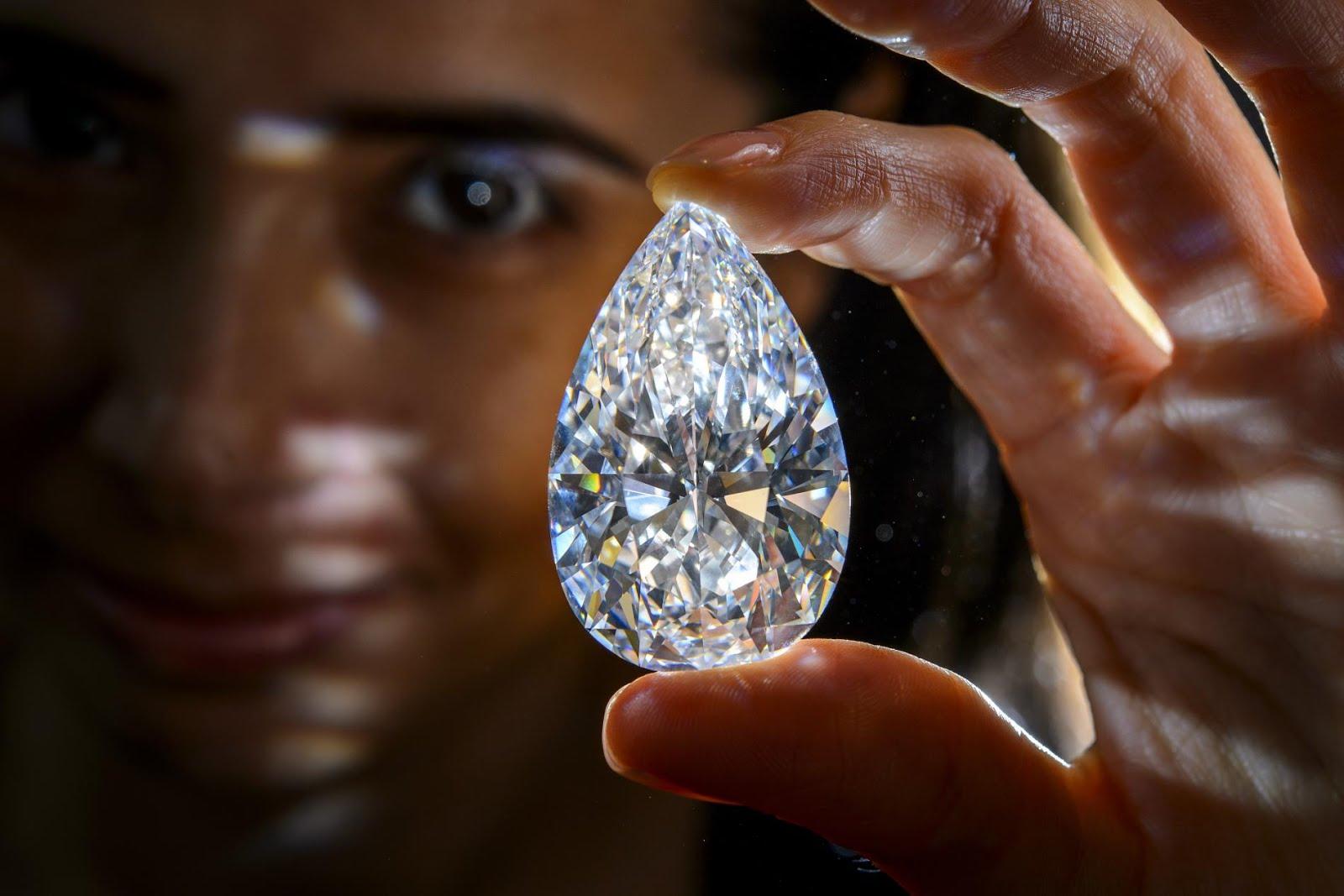 The World's Most Beloved Gemstone- Diamond.