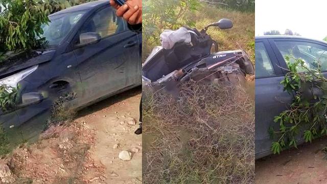 المهدية : حادث مرور خطير يسفر عن وفاة شخص على عين المكان