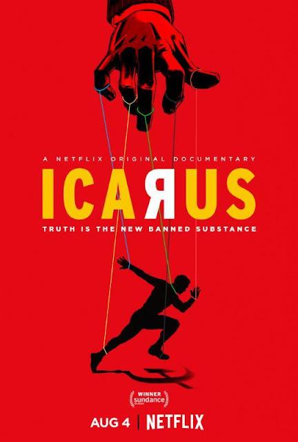 Icarus (2017) ταινιες online seires xrysoi greek subs