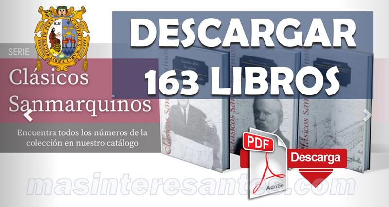 descargar libros de la UNMSM