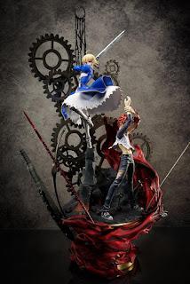 Fate/stay night 15th anniversary Premium Statue -Trace-, ANIPLEX+