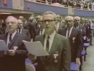 Vereinigungs-Generalkonferenz der EMK von 1968