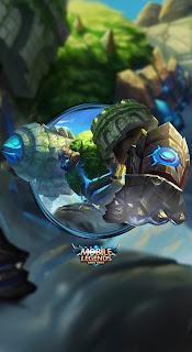Grock Fortress Titan Heroes Tank of Skins V3