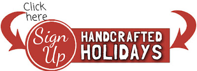sign up for Handcrafted holidays