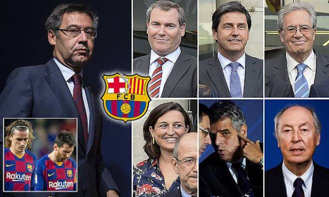 """Cuộc chiến vương quyền ở Barca: """"Ông trùm"""" quyết giữ ghế, cậy nhờ Dybala 1"""