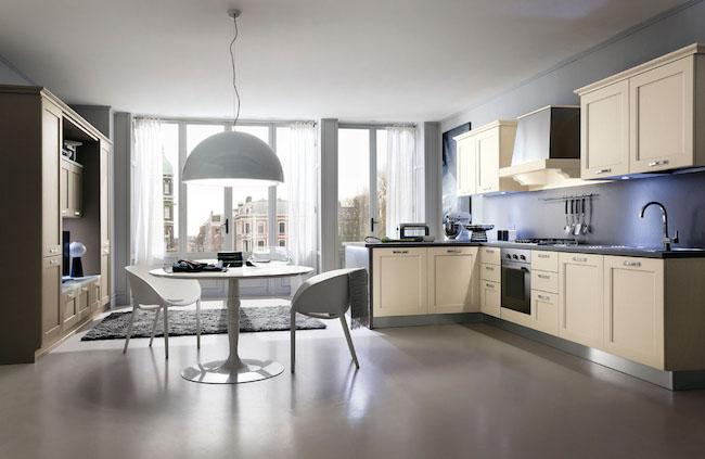 Cucina Moderna Aprile 2020.Arredare La Cucina Stile Classico O Moderno La Gatta Sul