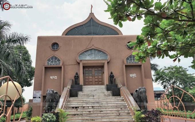 Sri Shiridi Sai BabaTemple Rourkela, Panposh - Odisha Visiting Place