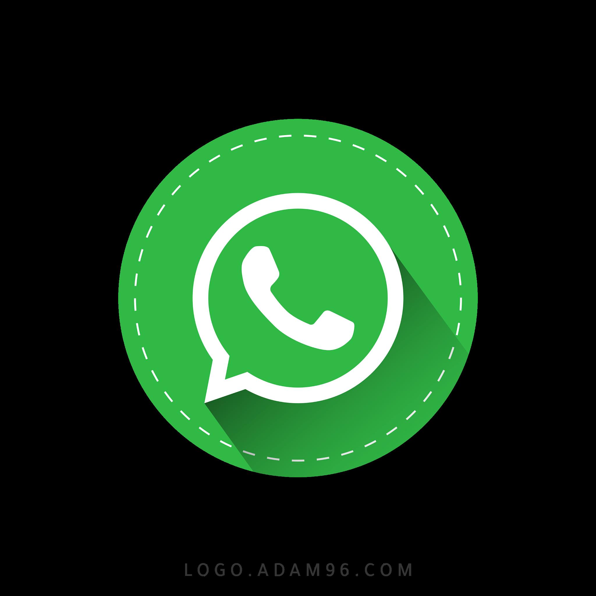 تحميل شعار واتساب احترافي لوجو مجانا عالي الدقة بصيغة شفافة Logo Whatsapp PNG