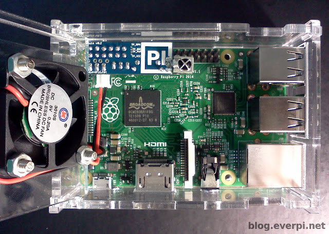 pizula v0.2 no raspberry pi + case