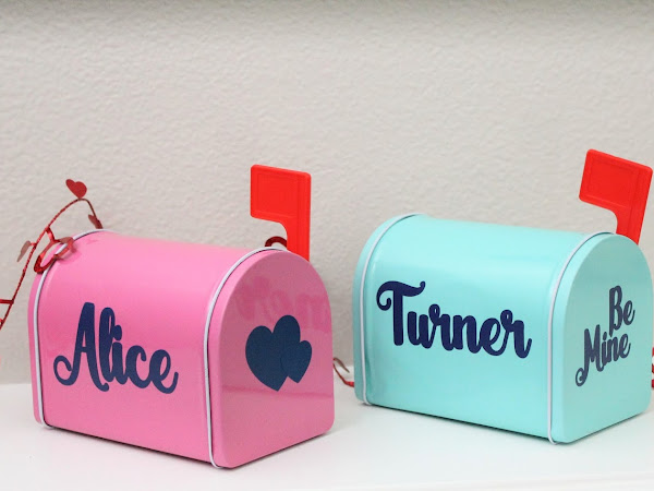 DIY Valentine Mailboxes Craft
