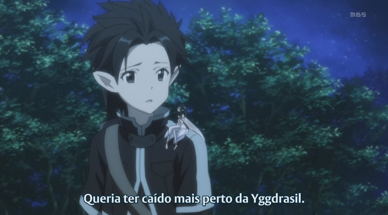 Sword Art Online – Episódio 16