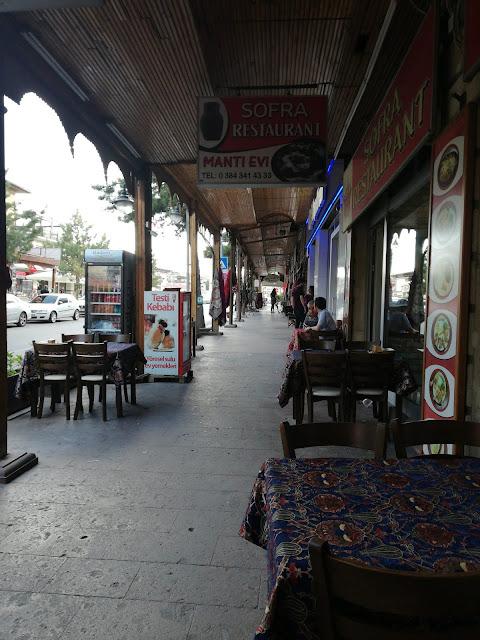ürgüp sokakları