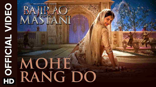 Mohe Rang Do Laal Lyrics in Hindi & English