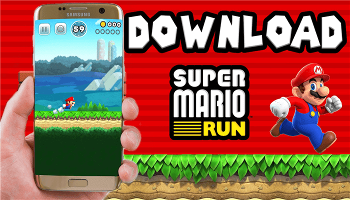 Super Mario Run Download Android, IOS e PC